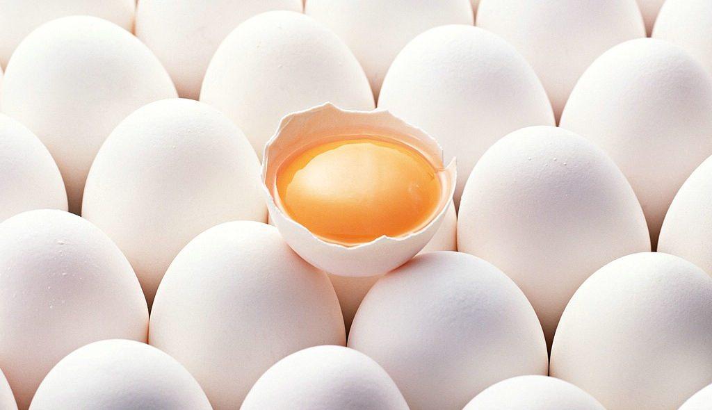 Kolesterolia kananmunassa